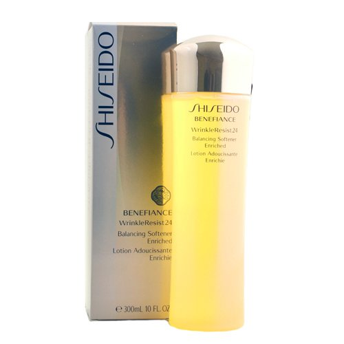 - Shiseido Benefiance WrinkleResist24 Balancing Softner Enriched-300 ml/10 oz (BOXED)