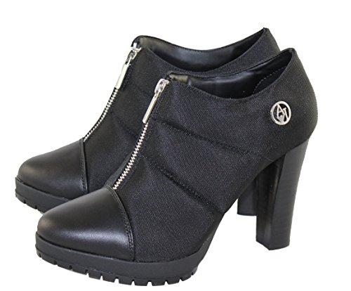 Armani Jeans - Pantuflas de caña alta Mujer