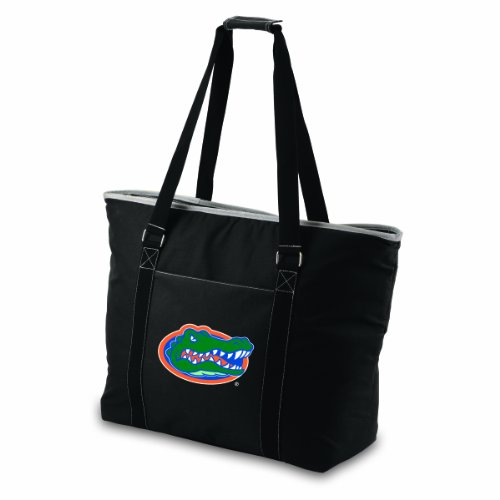 NCAA Florida Gators Tahoe Extra Large Insulated Cooler Tote, Black