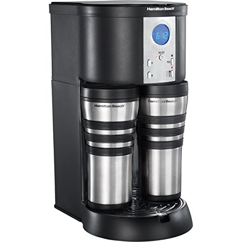 Hamilton Beach Custom Digital Coffeemaker