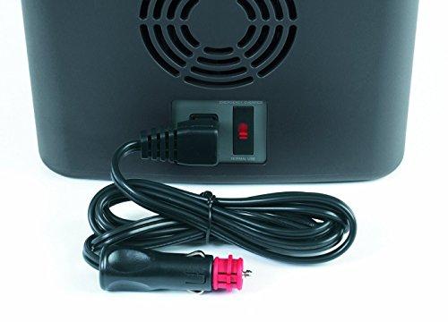 dometic waeco coolfreeze cdf 11 – tragbare elektrische kompressor-kühlbox/gefrierbox mit batteriewächter, 10,5 liter, 12/24 v für auto, lkw oder boot + coolpower eps817 netzadapter, 230 v 12 v