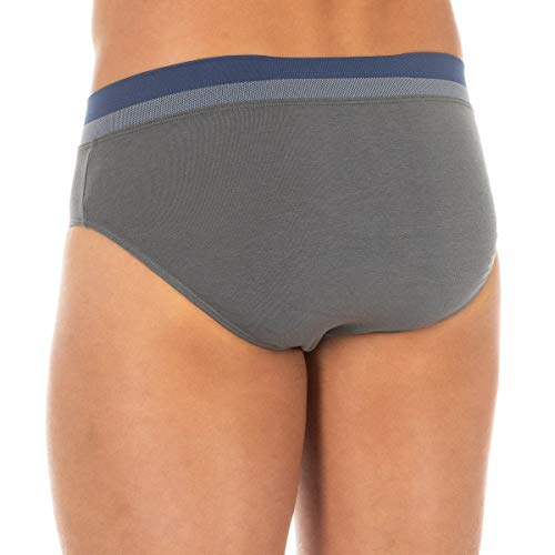 Doux Taille Slips Gris Abanderado Sport Extra Homme qUPPBw