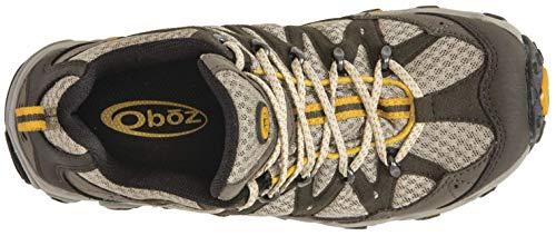 Pictures of Oboz Women's Luna Low Hiking Shoe Golden Glow 6.5 M US 5
