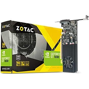 Amazon.com: GIGABYTE GeForce GT 1030 GV-N1030D5-2GL Low ...