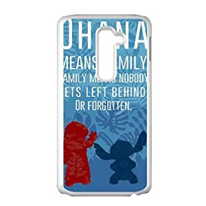 Disneys Lilo And Stitch LG G2 Cell Phone Case White gife pp001_9284232