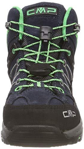 Mid Mint Chaussures asphalt ice 64bn Randonnée Adulte Mixte De Hautes Rigel Cmp Gris p6SqPp5