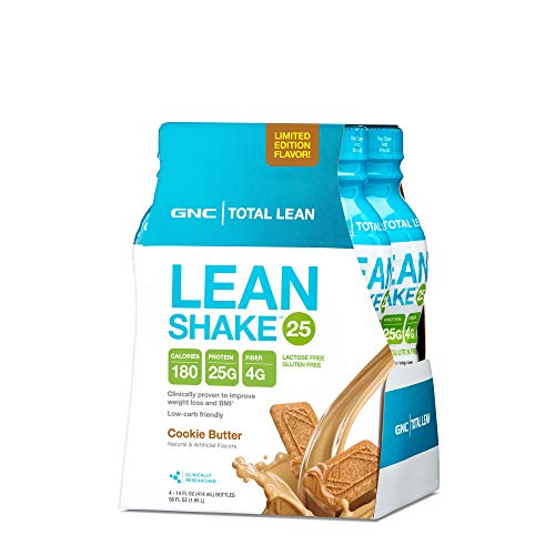 GNC Total Lean Lean Shake - Cookie Butter