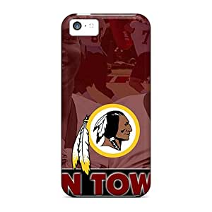 Iphone 5c DEM12402hxkZ Support Personal Customs High Resolution Washington Redskins Skin Protective Hard Cell-phone Case -KerryParsons