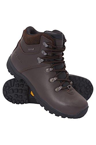 des Dames imperméables initialisations de l'eau Initialisations à Mountain Respirables de Breacon Chaussures de Hausse Marron Femmes Vibram Warehouse XHBaRwWqA