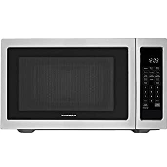 KitchenAid 1.6 Cu. Ft. Microwave Stainless Steel KCMS1655BSS