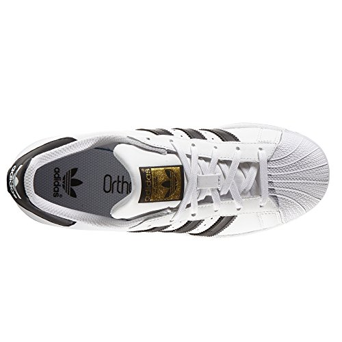 Adidas Superstar 80s W Scarpe da Donna. Sneakers (36 EU, White/Core Black)