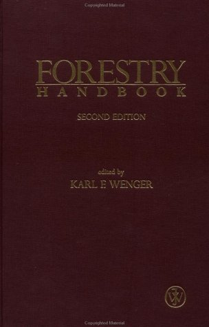 By Karl F. Wenger - Forestry Handbook: 2nd (second) Edition