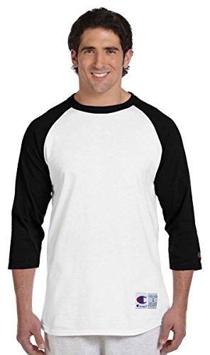 T1397 5.2 oz. Tagless Raglan Baseball T-Shirt