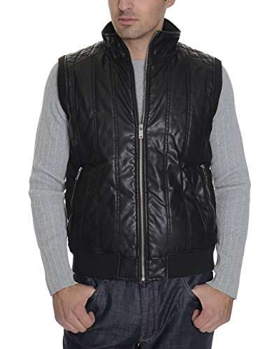Guess Leather Camouflage Lining Black