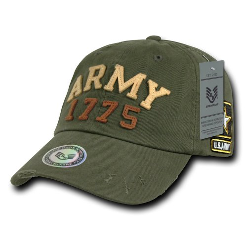 gorra Rapiddominance Athletic ejército verde Vintage color qFFxc1rtEw