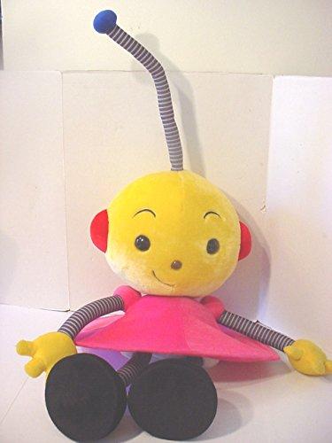 Jumbo Rolie Polie Olie Zowie Plush Doll
