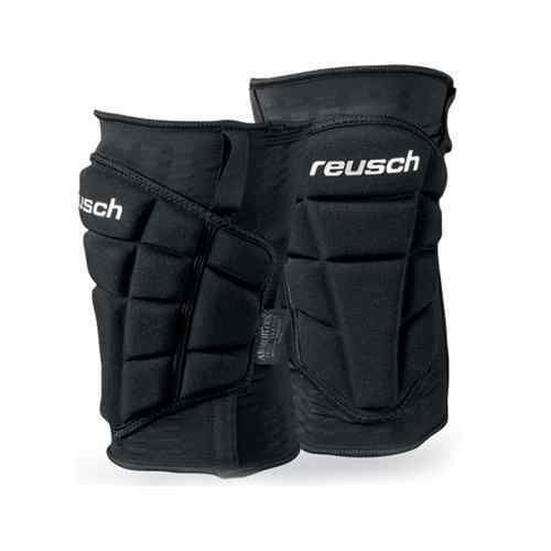 Reusch Kevlar Knee Guard Protektoren, Black, L