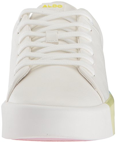 Aldo Womens Etilivia Sneaker White / Multi