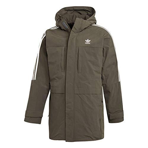 Dh5027 Adidas Originals Gris Abajo Chaqueta Hombre 57A7aq0n