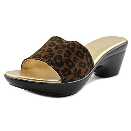 Athena Alexander Lima - Sandalias de vestir de Material Sintético para mujer marrón Tan Leopard Tan Leopard