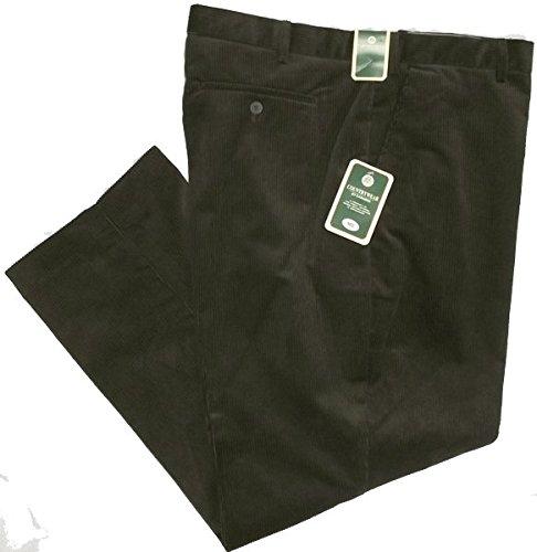 Carabou - Pantalon -  Homme -  Multicolore - Vert olive - XL