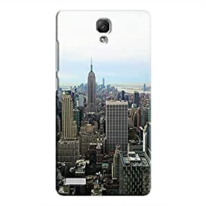 Cover It Up - New York Sky Redmi Note 4G Hard Case