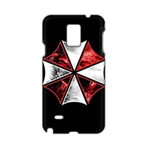 Cool-benz Red and white umbrella 3D Phone Case for Samsung Galaxy Note4