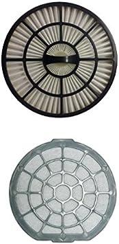 Polti PAEU338 - Kit de filtros compatible con Forzaspira MC350 ...