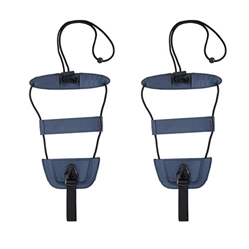 Travelon Bag Bungee, New Navy-Exclusive Color Set of 2)