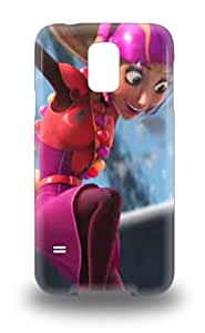 Galaxy S5 Well Designed Hard 3D PC Case Cover Disney Honey Lemon Big Hero 6 Chemistry Witch Protector ( Custom Picture iPhone 6, iPhone 6 PLUS, iPhone 5, iPhone 5S, iPhone 5C, iPhone 4, iPhone 4S,Galaxy S6,Galaxy S5,Galaxy S4,Galaxy S3,Note 3,iPad Mini-Mini 2,iPad Air )