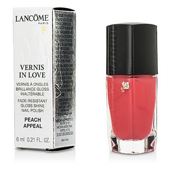 Lancome Vernis In Love Nail Polish, No. 362B Peach Appeal, 0.21 Ounce