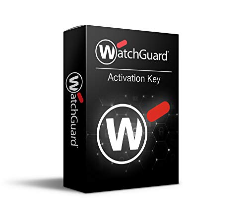 (WatchGuard | Application Control 1-yr for Firebox T10 Models | WG018820)