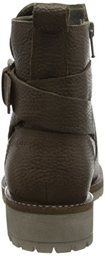 ECCO Women's Elaine Ankle Boots, Black Brown (Dark Clay1559)