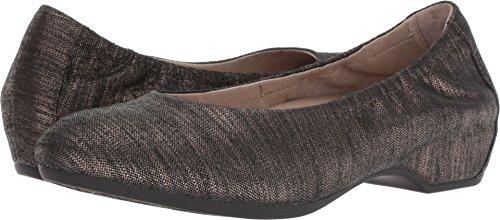 Dansko Women's Lisanne Pewter Textured Leather 38 Regular EU (Footwear Leather Pewter)
