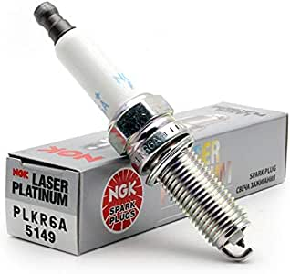 NGK 5149 PLKR6A Laser Iridium Bujía de encendido 1pce: Amazon.es: Coche y moto