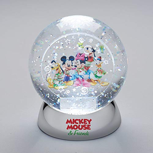 Department 56 Disney Classic Brands Mickey and Friends Waterdazzler Waterball 4.5