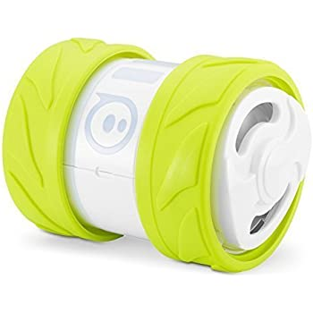Ollie for Android and iOS App Controlled Robot - Cyber Green Ultra Tires - Exclusive Edition Ollie
