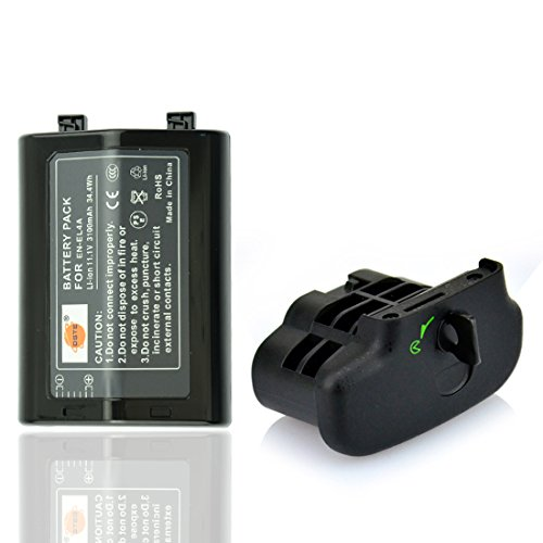 3 Batteries Chamber Cover - 3