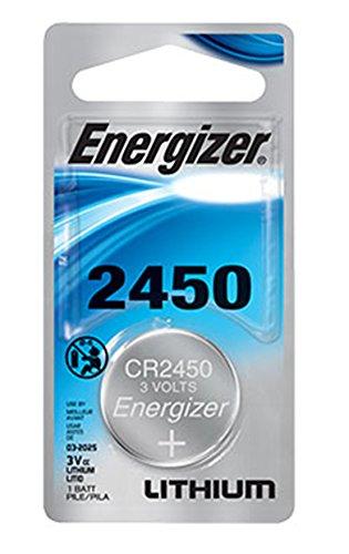 EVEECR2450BP - Energizer Lithium Manganese Dioxide General Purpose Batter