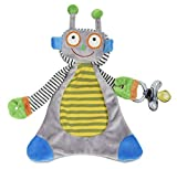 Maison Chic Robbie The Robot Pacifier Blankie