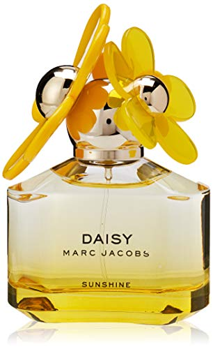 Marc Jacobs Daisy Sunshine Eau De Toilette Spray For Women, 1.7 Ounce (Limited Edition)