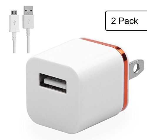 2-usb-wall-chargers-2-certified-3ft-micro-usb-charging-cables-in-bronze-and-white-android-syncing-co