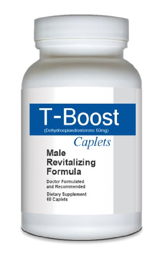 Doctor-Formulated T-Boost (Testosterone Booster) The Most Powerful, Safe and Effective Way to Reignite Your Body's Own Natural Testosterone Production (Best Way To Boost Testosterone Supplements)