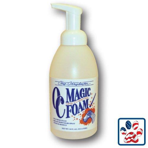 Chris Christensen OC Magic Foam 18oz, My Pet Supplies