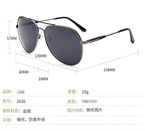 Noir lunettes polarisées style vintage soleil Lennon retro inspirées rond du en Frêne de cercle métallique qqwpZB6
