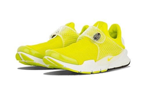 Neon Men's Dart Running Sp Sock nn smmt Yellow 686058 Shoes Nike Yellow 771 wht dqU86Z8