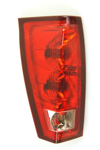 Genuine GM Parts 15096923 Driver Side Taillight Assembly