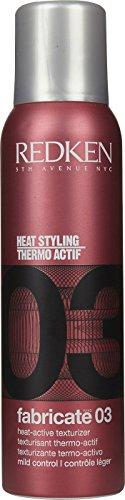 Redken Fabricate 03 Heat Active Texturizer Mild Control Spray 4.4 oz