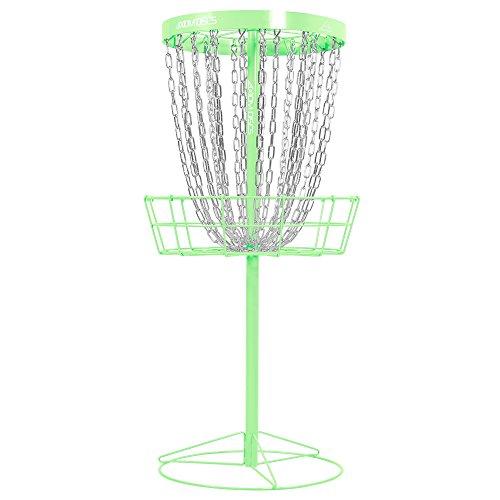 Axiom Discs Pro 24-Chain Disc Golf Basket (The Best Disc Golf Disc)