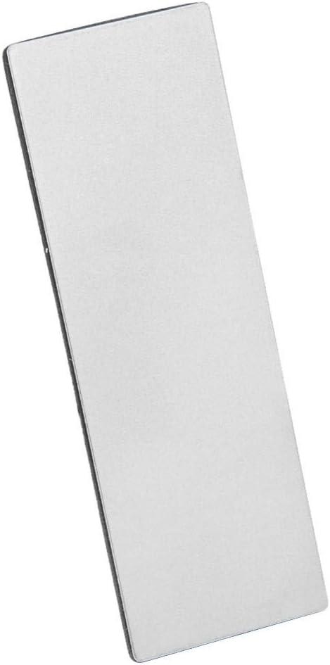 Placa de piedra de afilar Afilador de diamante Polaco cuadrado Placa de Herramienta de pulido 1 mm de espesor 1000# 150 * 63 * 1mm